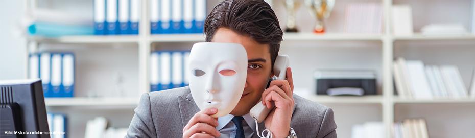 Betrugsversuche per Telefon